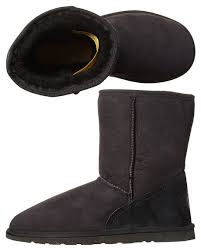 ugg boots australia mens ugg australia mens tidal 3 quarter ugg boot black surfstitch