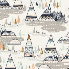 aztec crib sheet woodland baby bedding standard or by babiease