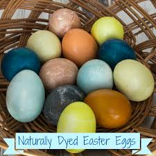 using natural dyes for easter eggs upstate ramblings