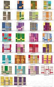 librerie camerette cameretta bambine soppalco divano letto ines ph080049 prezzo