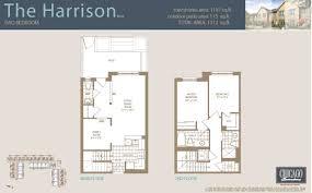 Chicago Condo Floor Plans Sold 2 Bedroom Den Townhouse U2013 Chicago Building U2013 383 Prince Of