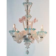 petite chandelier petite venetian murano crystal chandelier legacy antiques