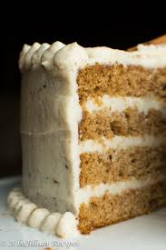 apple layer cake with vanilla chai spiced buttercream a