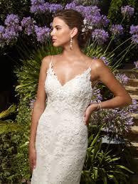 wedding dress style style 1975 casablanca bridal