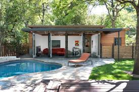 Rasmussen Pool And Patio Travis Heights Guest House Modern Pool Austin By