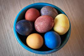 dyeing eggs without the mysterious fizzy tablet city market