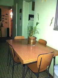 set de cuisine retro table cuisine retro deco cuisine vintage fabulous cuisine table en