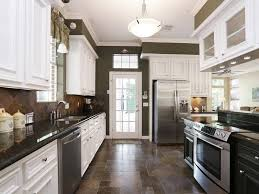 what is the best lighting for a galley kitchen 37 exles of galley kitchen lighting that looks