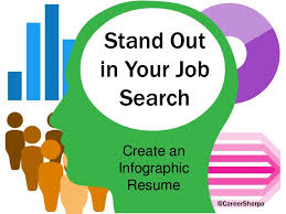 Create Infographic Resume Online by Stand Out In Your Job Search Create An Infographic Resume