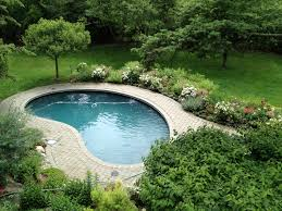Small Backyard Pools Cost Landscaping Urban Garden Ideas With Small Pool Adorable For