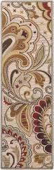 Gold Rugs Contemporary Surya Centennial Cnt 1059 Tan Burgundy Gold Rug Contemporary