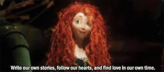 gif disney pixar princess brave princess merida pixar brave