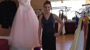 burglary prompts strangers to donate prom dresses to shop owner