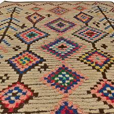 vintage moroccan rug bb5900 by doris leslie blau