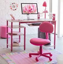 wonderful bedroom decoration using pink room chair