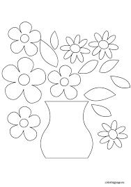 Vase To Vase Florist Flower Vase Template Mother U0027s Day Pinterest Flower Vases