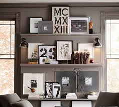 Pottery Barn Picture Frame Best 25 Picture Ledge Ideas On Pinterest Barn Wood Shelves