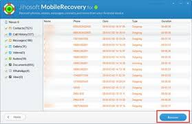 recover deleted photos android without root how to recover files from android without root 6 steps