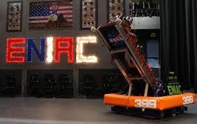 Eniac High Robotics Teams Unveil 2013 Creations Nasa