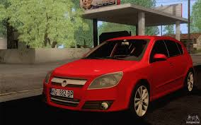 opel astra hatchback 2014 opel astra h for gta san andreas