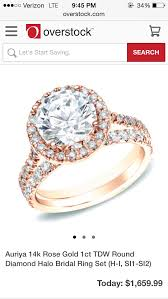 overstock wedding ring sets ring from overstock bad idea