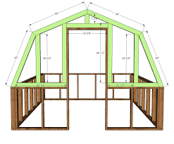 ana white build a barn greenhouse free and easy diy project