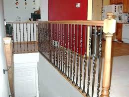 interior railings home depot wood railing home depot metal stair railing home depot stairs