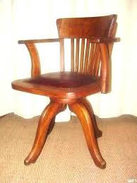 chaise de bureau en bois à chaise de bureau en bois simple fauteuil bureau ancien chaise bureau