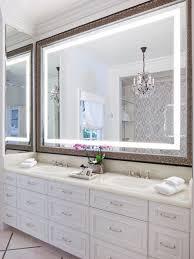 Big Bathroom Mirror Best 25 Large Bathroom Mirrors Ideas On Pinterest Inspired Large