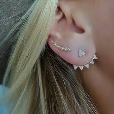 ear pin 12 ways to wear ear cuffs