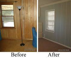 how to paint wood paneling beautiful paint color for the home pinterest house walls