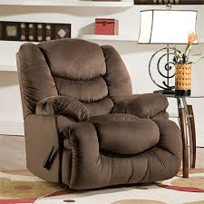 Oversized Reclining Chair 379 Stratolounger Calais Oversized Chocolate Recliner At Big