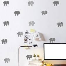 Elephant Wall Decal For Nursery by Online Get Cheap Elephant Nursery Decals Aliexpress Com Alibaba