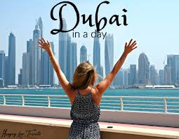 Dubai in a day hungryfortravels
