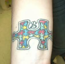 145 best autism awareness tattoos images on pinterest asd