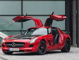 mercedes sls amg gt edition is the gull winged sports