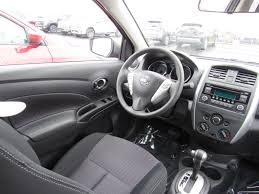 nissan tiida sedan interior new 2017 nissan versa sedan sv 4dr car in vandalia n17073 beau