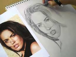 how to draw hair drawing realistic hair in pencil youtube