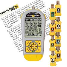 triplett byte brothers lvpro3 multifunctional cable tester for