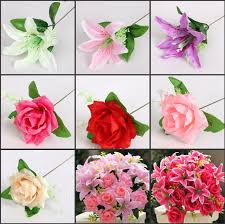 silk flower centerpieces best hot sale wedding arches road lead single flower arrangement