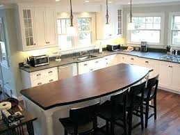 kitchen island overhang kitchen island overhang setbi club