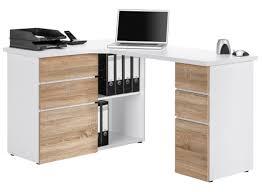 bureau d angle design en bois ch ne sonoma albert con bureau d angle