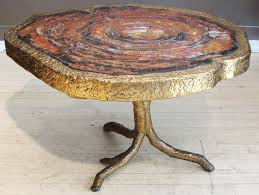 petrified wood dining table petrified wood table model table design very different petrified