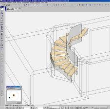 halbgewendelte treppe konstruieren benutzerdefinierte treppe architektur und bauwesen archicad