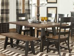 100 dining tables bench country dining table with bench