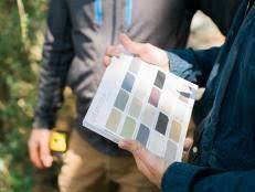 testing interior paint colors at hgtv urban oasis 2015 hgtv