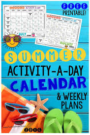 25 unique summer calendar ideas on pinterest kids summer
