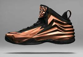 excellent cheap nike chuck posite copper nba shoes from china