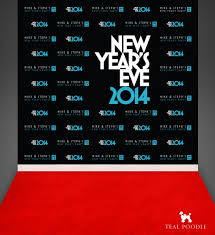 new years back drop new years party backdrop