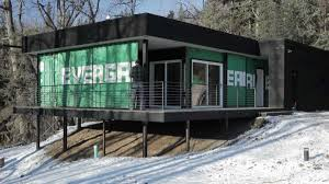 conex container homes in shipping container cabin alaska youtube